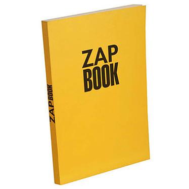 Clairefontaine Zap Book A4 broché 320 pages 80g Bloc d'esquisse broché uni 297 x 210 mm 320 pages grammage 80 grammes coloris aléatoires