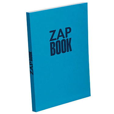 Acheter Clairefontaine Zap Book A5 broché 320 pages 80g