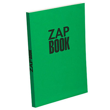 Avis Clairefontaine Zap Book A5 broché 320 pages 80g