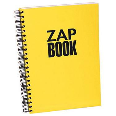 Avis Clairefontaine Zap Book A5 spirale 320 pages 80g