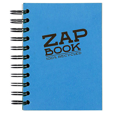 Clairefontaine Zap Book 11 x 15 cm spirale 320 pages 80g