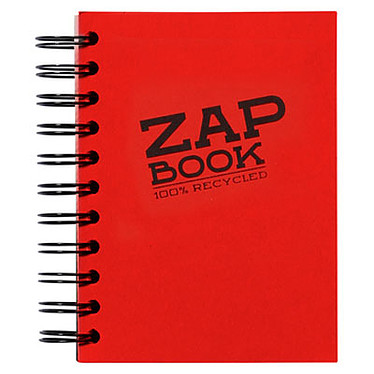 Acheter Clairefontaine Zap Book 11 x 15 cm spirale 320 pages 80g