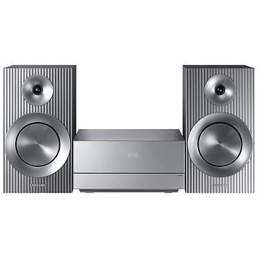 Samsung MM-J430 120W Microchain 120W Bluetooth TV Sound Connect FM Tuner Reproductor de CD/DVD con puerto USB y HDMI