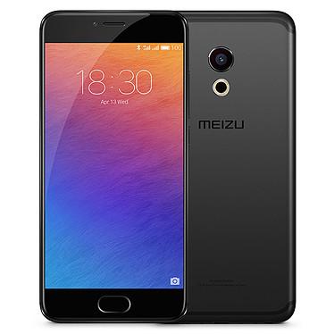"Meizu Pro 6 32 Go Noir Smartphone 4G-LTE Advanced Dual SIM - Helio X25 10-Core 2.5 Ghz - RAM 4 Go - Ecran tactile 5.2"" 1080 x 1920 - 32 Go - NFC/Bluetooth 4.1 - 2560 mAh - Android 6.0"