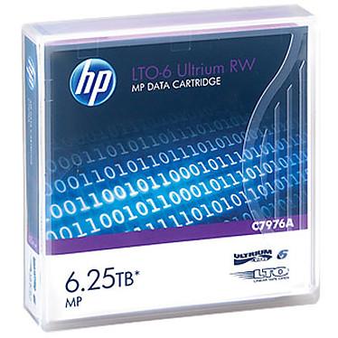 HP C7976A Ultrium 6.25 To Bande de sauvegarde LTO-6 Ultrium 6.25 To