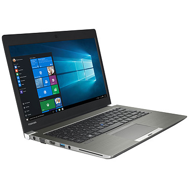 "Toshiba Portégé Z30t-C-11R Intel Core i7-6500U 8 Go SSD 256 Go 13.3"" LED Full HD Tactile Wi-Fi AC/Bluetooth/4G Webcam Windows 7 Professionnel 64 bits + DVD Windows 10 Professionnel 64 bits"