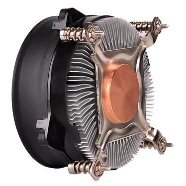 Opiniones sobre SilverStone Nitrogon NT08-115X