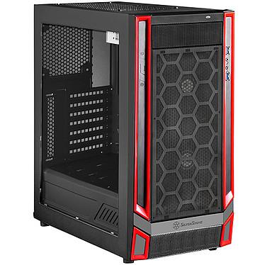 SilverStone Redline Series RL05 (noir et rouge)