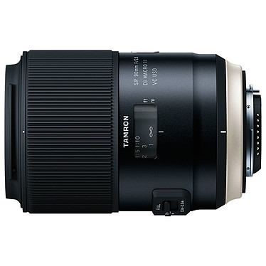 Tamron SP 90mm F/2.8 Di MACRO 1:1 VC USD Monture Nikon Objectif macro stabilisé VC