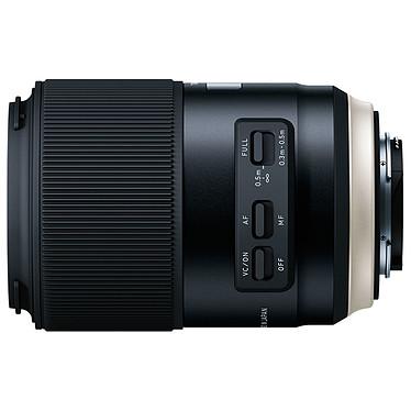 Objectif appareil photo