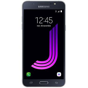 "Samsung Galaxy J7 2016 Noir Smartphone 4G-LTE - ARM Cortex-A53 8-Core 1.6 Ghz - RAM 2 Go - Ecran tactile 5.5"" 720 x 1280 - 16 Go - NFC/Bluetooth 4.1 - 3300 mAh - Android 6.0"