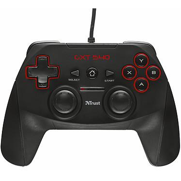 Trust Gaming GXT 540 Yula Controlador con cable (compatible con PC / PlayStation 3)