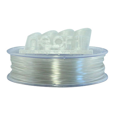 Neofil3D Bobine PET-G 2.85mm 750g - Transparent Bobine 2.85mm pour imprimante 3D