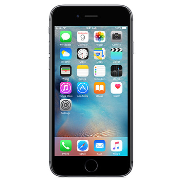 Avis Apple iPhone 6s 128 Go Gris Sidéral
