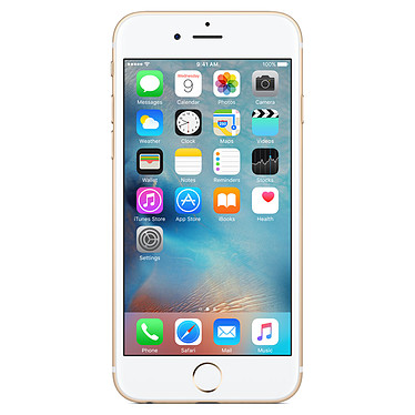 Avis Apple iPhone 6s 128 Go Or
