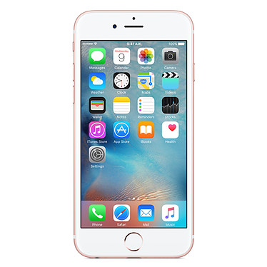Avis Apple iPhone 6s 16 Go Rose Or · Reconditionné