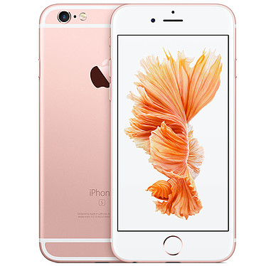 Apple iPhone 6s Plus 32 Go Rose Or