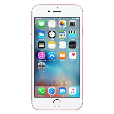 Avis Apple iPhone 6s Plus 32 Go Rose Or