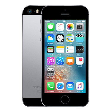 Apple iPhone SE 16 Go Gris Sidéral
