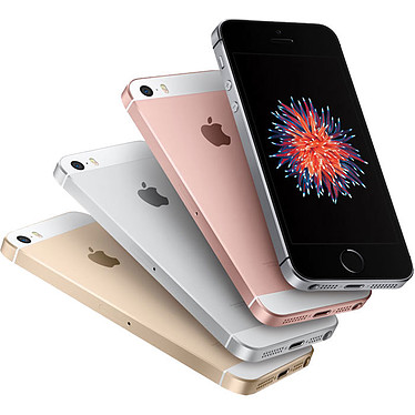 Acheter Apple iPhone SE 64 Go Rose Or