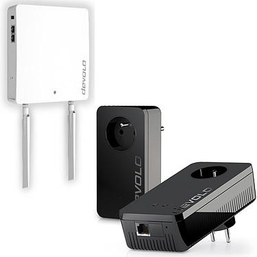 Devolo WiFi pro 1200e + dLan pro 1200+ PoE Starter Kit