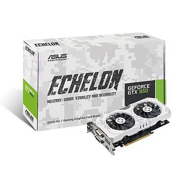ASUS ECHELON-GTX950-O2G - GeForce GTX 950 2G