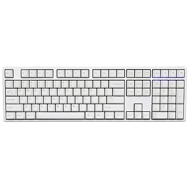 Ducky Channel One (coloris blanc - MX Black - touches PBT)