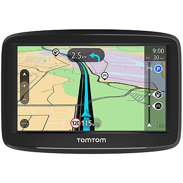 "TomTom START 42 GPS 45 pays d'Europe Ecran 4,3"" et cartographie à vie"