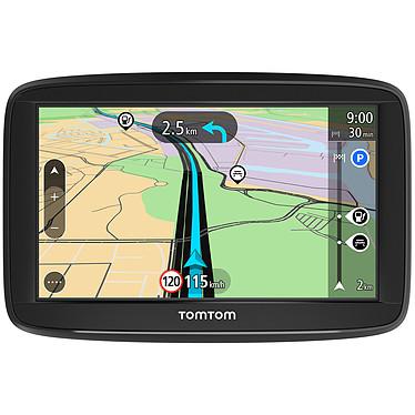 "TomTom START 52 GPS 45 pays d'Europe Ecran 5"" et cartographie à vie"