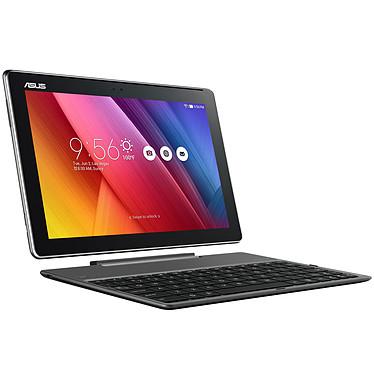 "ASUS ZenPad 10 ZD300M-6A017A Noir + Clavier Tablette Internet - Mediatek MT8163 1.3 GHz 2 Go eMMC 16 Go 10.1"" LED IPS Tactile Wi-Fi N/Bluetooth Webcam Android 5.0"