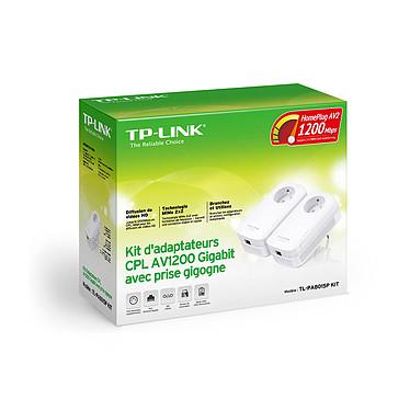 Avis TP-LINK TL-PA8015P KIT x 2