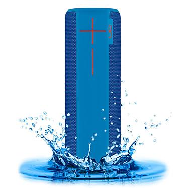 UE Boom 2 Bleu Enceinte portable étanche Bluetooth pour tablette/smartphone