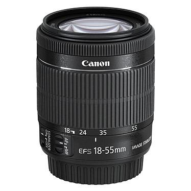 Canon EOS 80D + EF-S 18-55mm f/3.5-5.6 IS STM pas cher