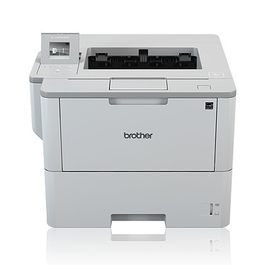 Brother HL-L6300DW Imprimante laser monochrome recto-verso (Ethernet/USB 2.0/Wi-Fi/NFC)