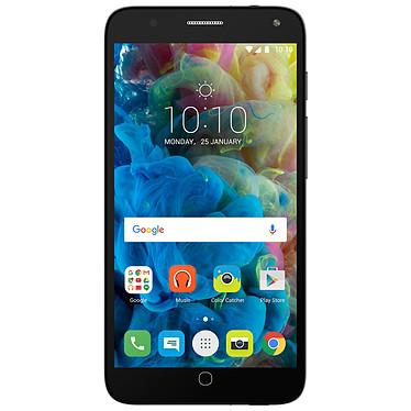"Alcatel POP 4 (5"") Argent Smartphone 4G Dual SIM - Snapdragon 210 Quad-Core 1.1 GHz - RAM 1 Go - Ecran tactile 5"" 720 x 1280 - 8 Go - Bluetooth 4.0 - 2500 mAh - Android 6.0"