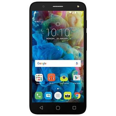 "Alcatel POP 4 (5"") Gris Smartphone 4G Dual SIM - Snapdragon 210 Quad-Core 1.1 GHz - RAM 1 Go - Ecran tactile 5"" 720 x 1280 - 8 Go - Bluetooth 4.0 - 2500 mAh - Android 6.0"