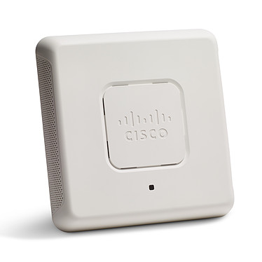 Cisco WAP571 Point d'accès PoE Small Business Dual Band Wi-Fi AC1900 (AC1300 + N600) 3x3 MIMO   2 ports Gigabit Ethernet