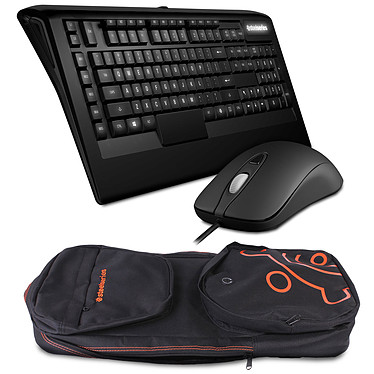 SteelSeries Apex 300 + Kinzu v3 et Keyboard Bag v2 OFFERTS !