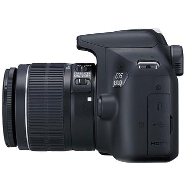 Acheter Canon EOS 1300D + EF-S 18-55 mm IS II