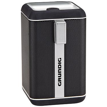 Grunding GSB 110 Noir/Argent Enceinte portable Bluetooth 2.0