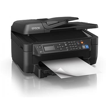 Avis Epson WorkForce WF-2750DWF