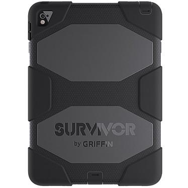 "Opiniones sobre Griffin Survivor All-Terrain iPad Pro 9.7"" negro"