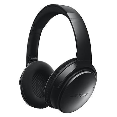 Bose QuietComfort 35 wireless Noir Casque circum-aural sans fil Bluetooth et NFC avec étui de transport