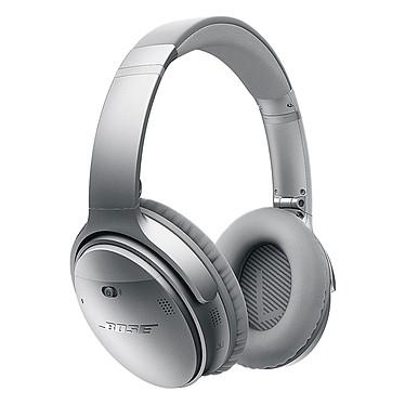 Avis Bose QuietComfort 35 wireless Argent