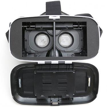 VR Shinecon Casco de realidad 3D negro a bajo precio