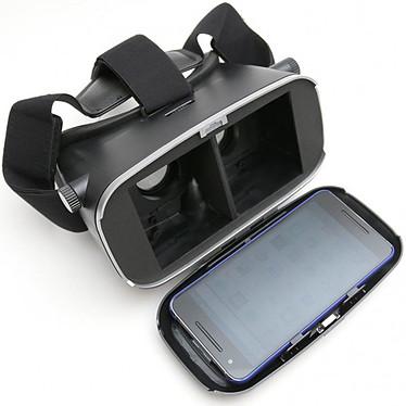 Opiniones sobre VR Shinecon Casco de realidad 3D negro