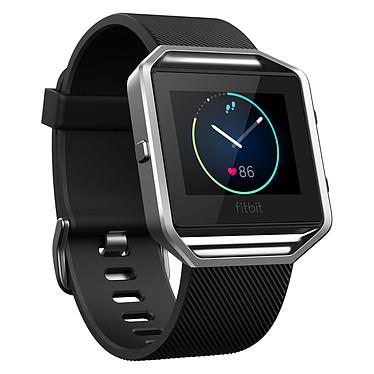 Fitbit Blaze Noir XL Montre de fitness sans fil résistant à l'eau pour smartphone iOS / Android / Windows