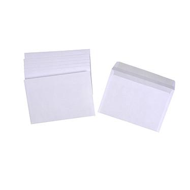 500 enveloppes C6 auto-adhésives 80g pleine Boîte de 500 enveloppes pleines 80g format C6 avec bande de protection