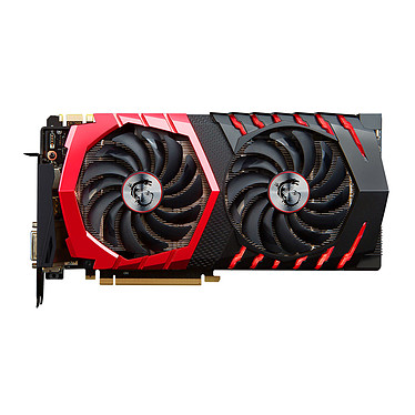 Avis MSI GeForce GTX 1070 GAMING X 8G