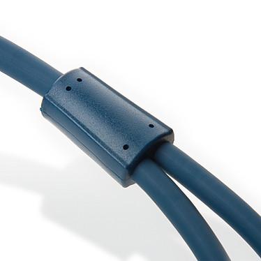 Clicktronic Câble audio RCA (2 mètres) pas cher